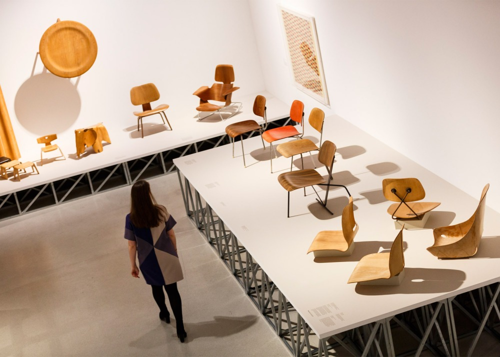 The-World-of-Charles-and-Ray-Eames-exhibition_Barbican-London_Tristan-Fewings_Getty-Images_dezeen_1568_10