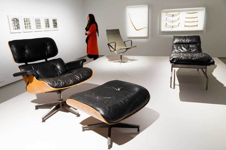 The-World-of-Charles-and-Ray-Eames-exhibition_Barbican-London_Tristan-Fewings_Getty-Images_dezeen_936_3
